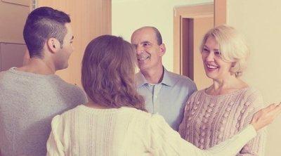 Claves para encajar en la familia política cuando comienzas una relación