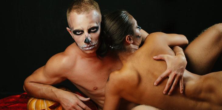 Relato erótico halloween