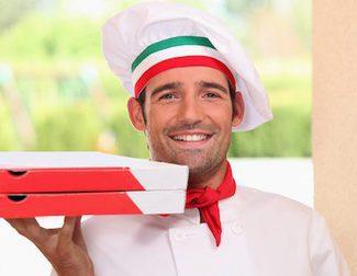 El pizzero